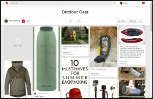 Pin Outdoor Gear